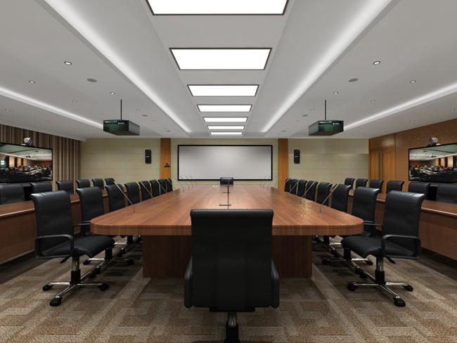 吉利领克张家口工厂智能会议室